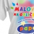 Nová trička týmu MALOVANINAOBLICEJ.CZ