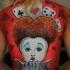 WORLD MAKE UP WARS 2013 - malování na tělo