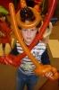 BALONKÁŘ - modelování z balonků
