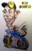 KARIKATURY složitější barevné na zakázku - karikaturista na akci